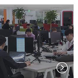 사무실에 불어온 혁신의 바람 SK하이닉스 공유좌석제