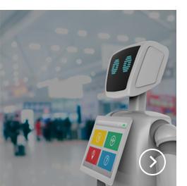 청소도 길안내도 척척! 공항에 로봇이 취직했다?