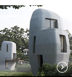 오늘 설계, 내일 입주!? 3D프린팅 주택의 시대