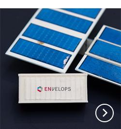 신재생 에너지로 세계를 누비는 소셜벤처 엔벨롭스